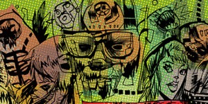 Jim Mahfood Pop Up Funk
