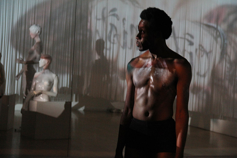Body and Soul Dance Theatre at red eye: Image credit Tom Weber